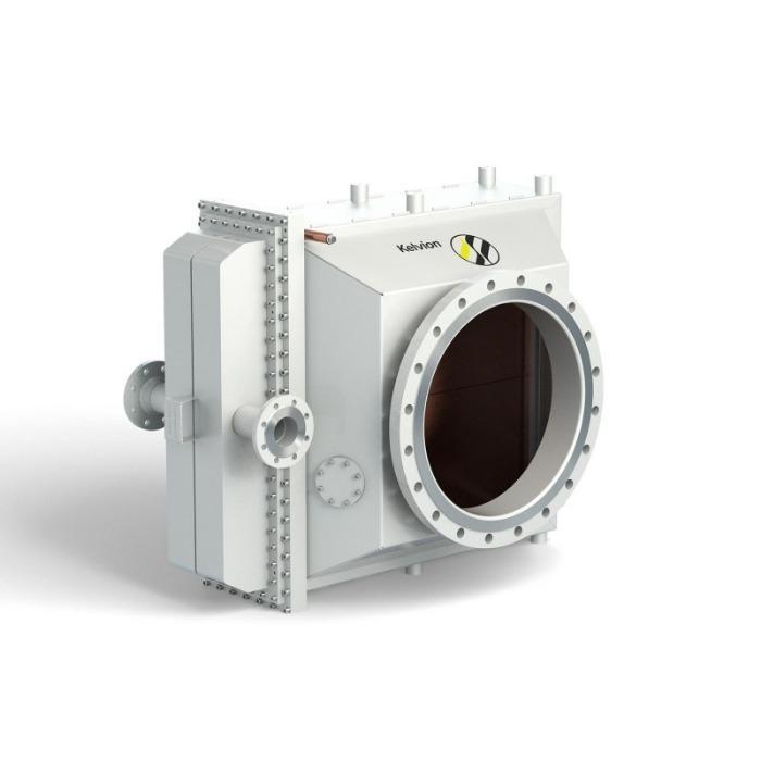 Trocador de calor para gás de escapamento - Aproveitamento do calor residual