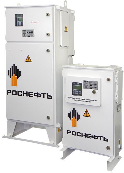 """Cтанции управления серии """"ЭЛЕКТОН-04"""" - Для работы в составе установок электроцентробежных насосов для добычи нефти."""