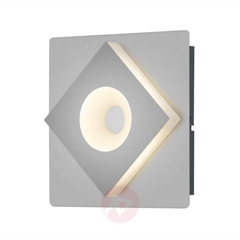 Square LED wall light Atlanta - Wall Lights