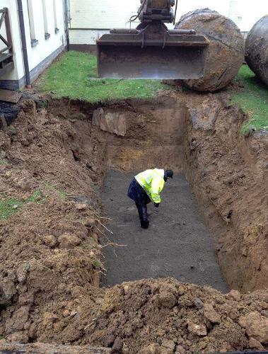 Citerne mazout enterrée Hainaut -