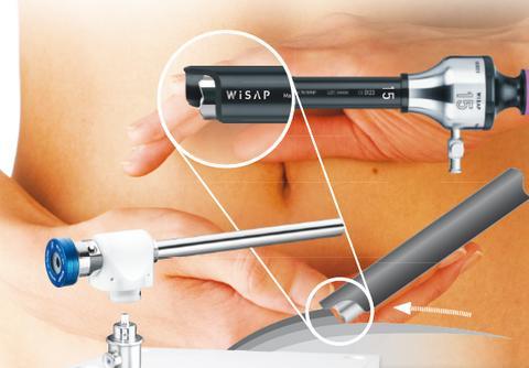 Trocart de 15mm - Matériel médical