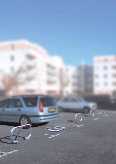 Bloc Parking Bpe - Aménagement Des Parking