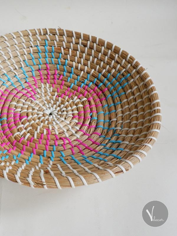 Decorative Seagrass Bowls for Wall Decor - Shop