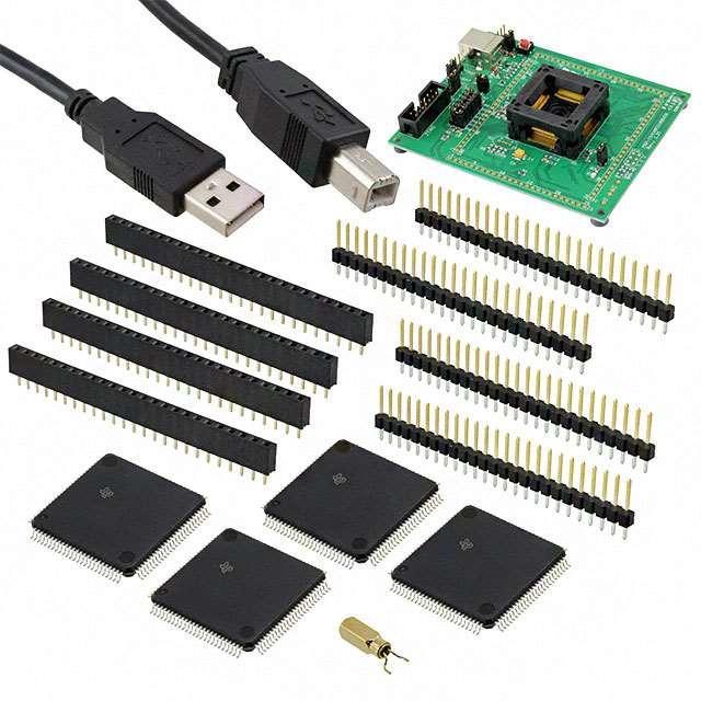 TARGET BOARD ZIF SOCKET MSP430 - Texas Instruments MSP-TS430PZ100USB