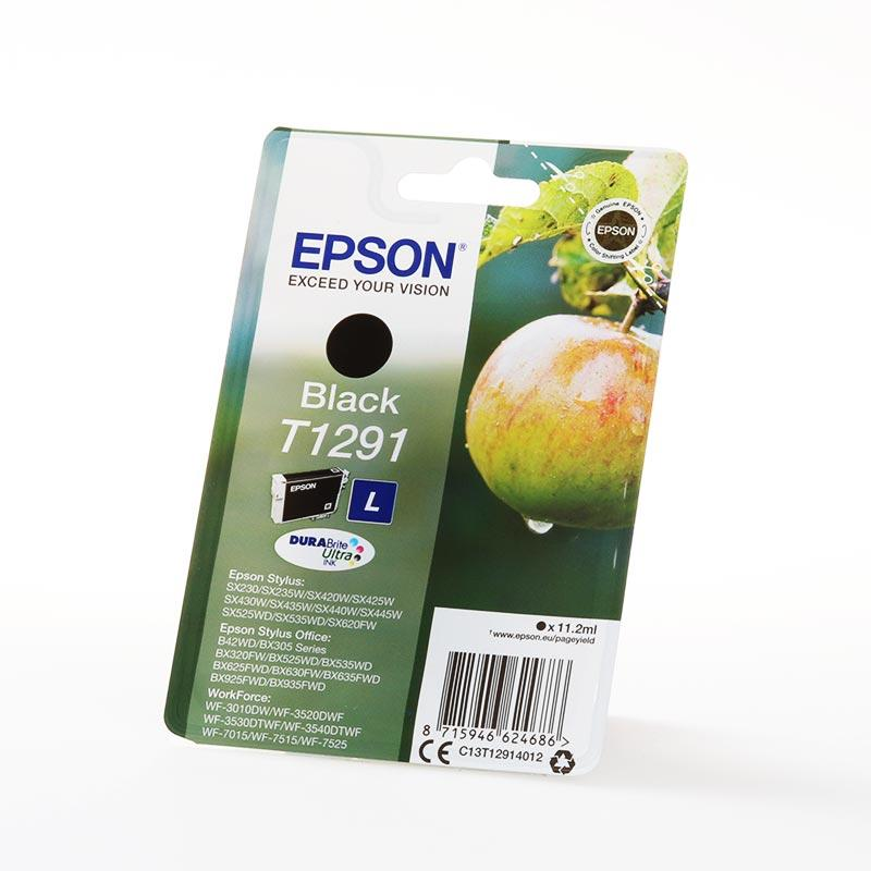 Epson Ink Cartridge - original supplies - Epson Ink Cartridge C13T12914012 Apple