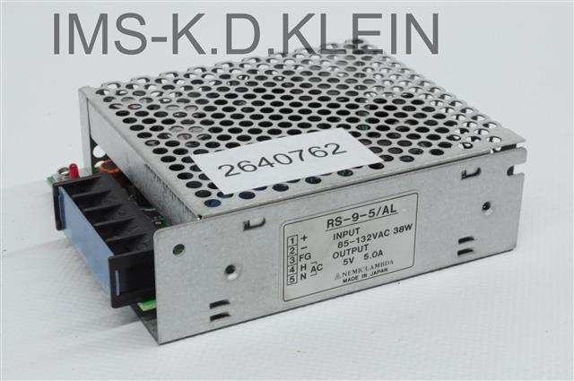 Netzteil RS-9 - S-2640762