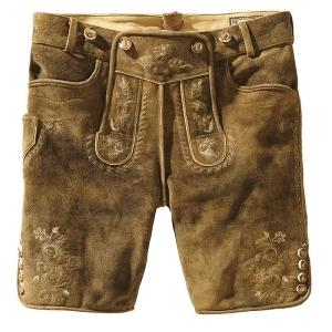 Best German lederhosen/Trachten lederhosen/Traditional - Made up of very fine cow-hide split leather/All Colors and sizes are available