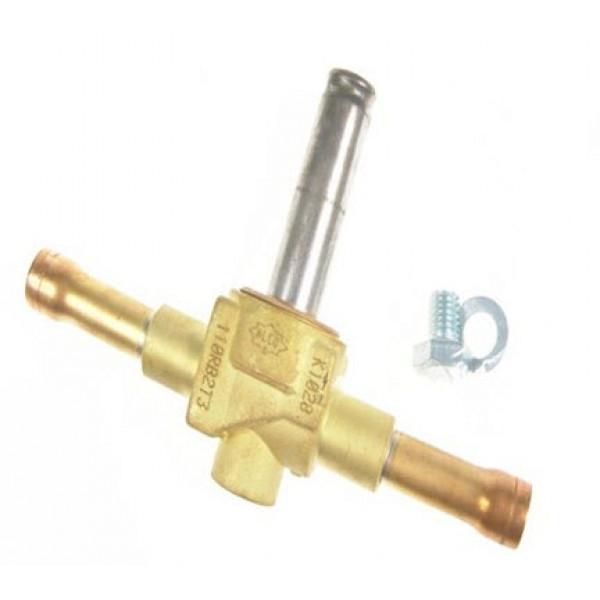 """Magnetventil Alco, NC, Löt 3/8"""" (10 mm) ODF, ohne... - Kälte Magnet- und Regelventile"""