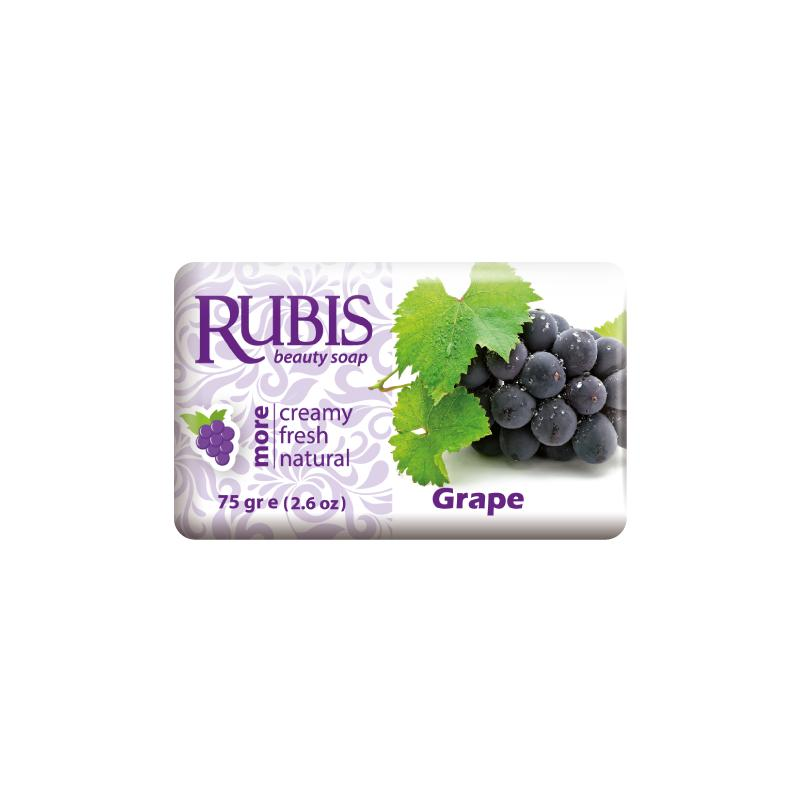 Rubis – 75 Gr Paper Wrapped Soap - Paper Wrapped Soap
