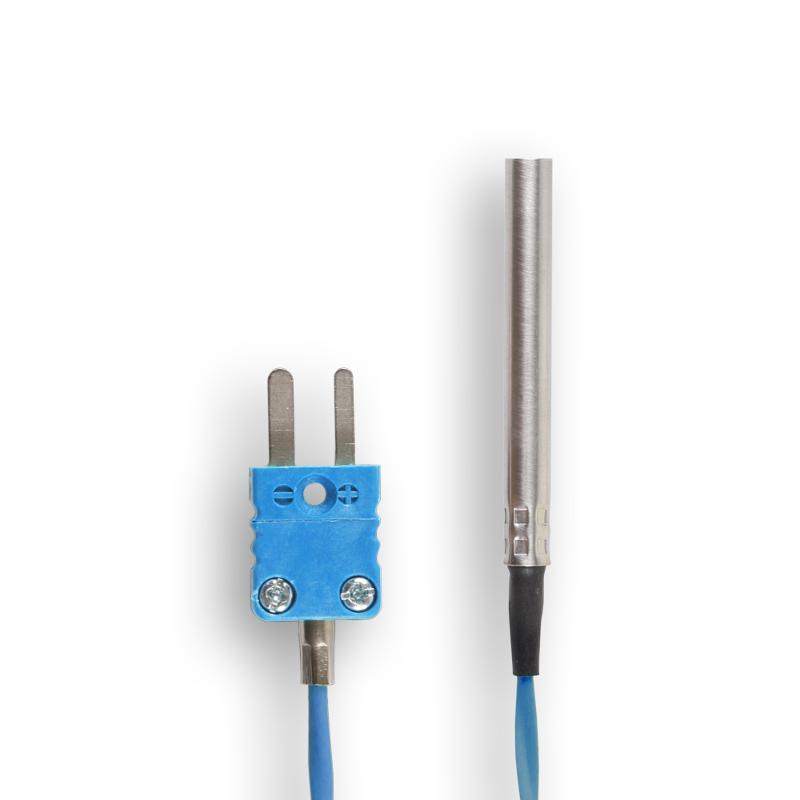 Sheathing tube   Teflon   Type L - Sheathing-tube thermocouples