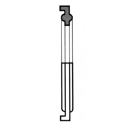 Joint Clamp - En L - Silicone Translucide - Raccord