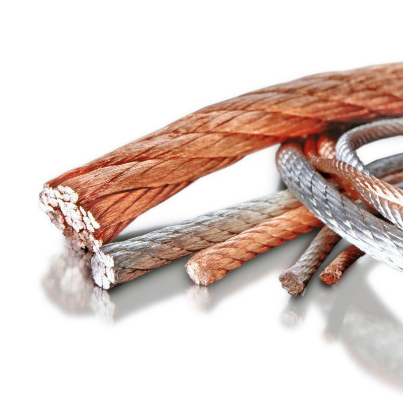 Rundseil aus Kupfer oder LEONI-Histral®-Legierungen - Hochflexible, runde Litzen und Seile mit sehr hoher Biegewechselfestigkeit