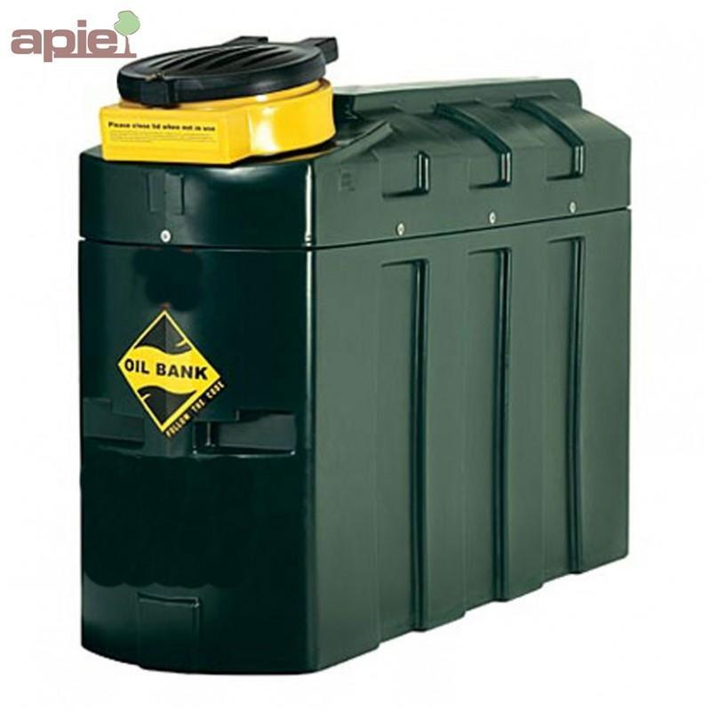 Cuve pour huiles usagées 1000 L - Cuves HUILES usage en extérieur