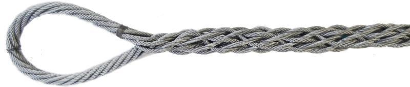 Elingues câbles - Élingues épissées