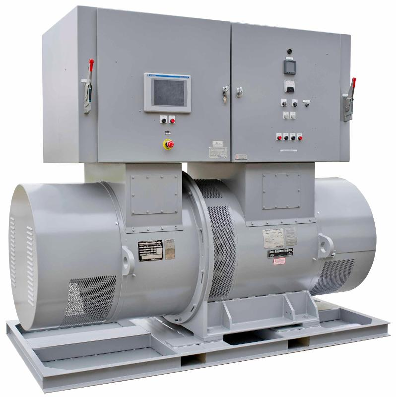 Motor-Generator Sets - null
