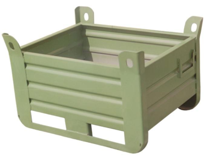 METAL BOX PALLET / 1000KG LOAD CAPACITY STILLAGE -