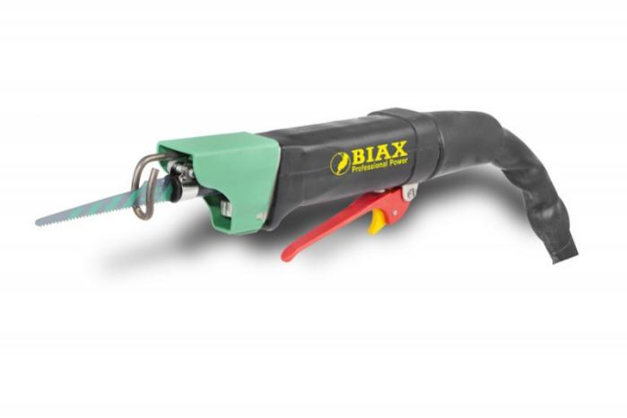 Pneumatic saw - PLF 90 - Stroke length 8 mm / Strokes per minute 12.000
