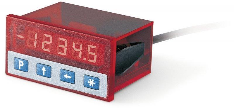Messanzeige MA55 - Messanzeige MA55, inkremental, Längen- und Winkelmessung