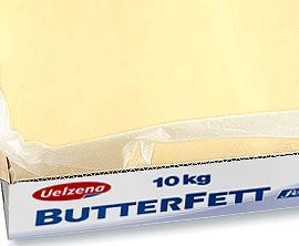 Uelzena weisses Butterfett - null
