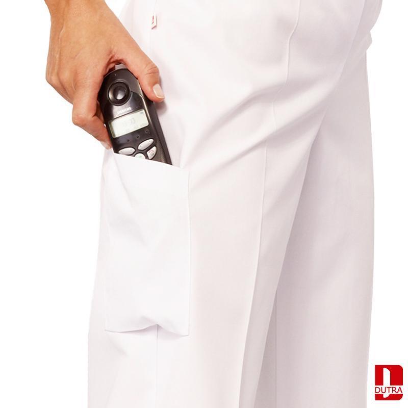 Pantalon - Médecins, laboratoires et pharmacies  -  long élastiqué - DIMOPO