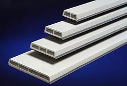 Soft bars  - S26, S36, S46 and S76, 10 mm construction height