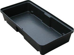 Bac de rétention polyéthylène - rétention 30 litres - BRP30LSC Bacs de rétention acier et plastique