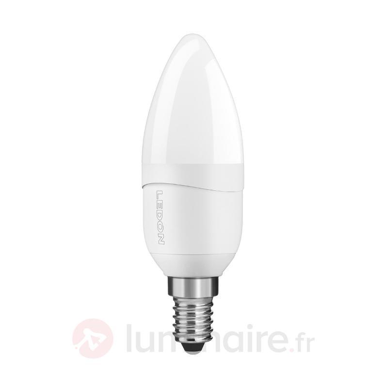 Ampoule flamme LED E14 5 W 927 blanc chaud - Ampoules LED E14