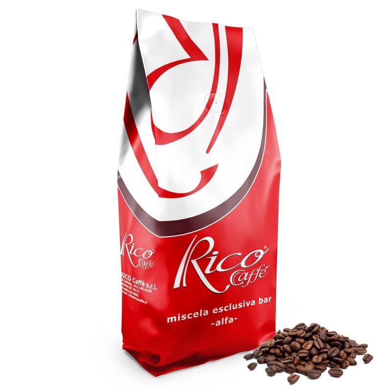 Miscela Di Caffè In Grani Alfa - null