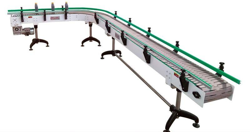 Transportador Industrial Sistema Modular - MaxTTOP® THTL 1.90 - Transportador Industrial Sistema Modular FlexNEC®