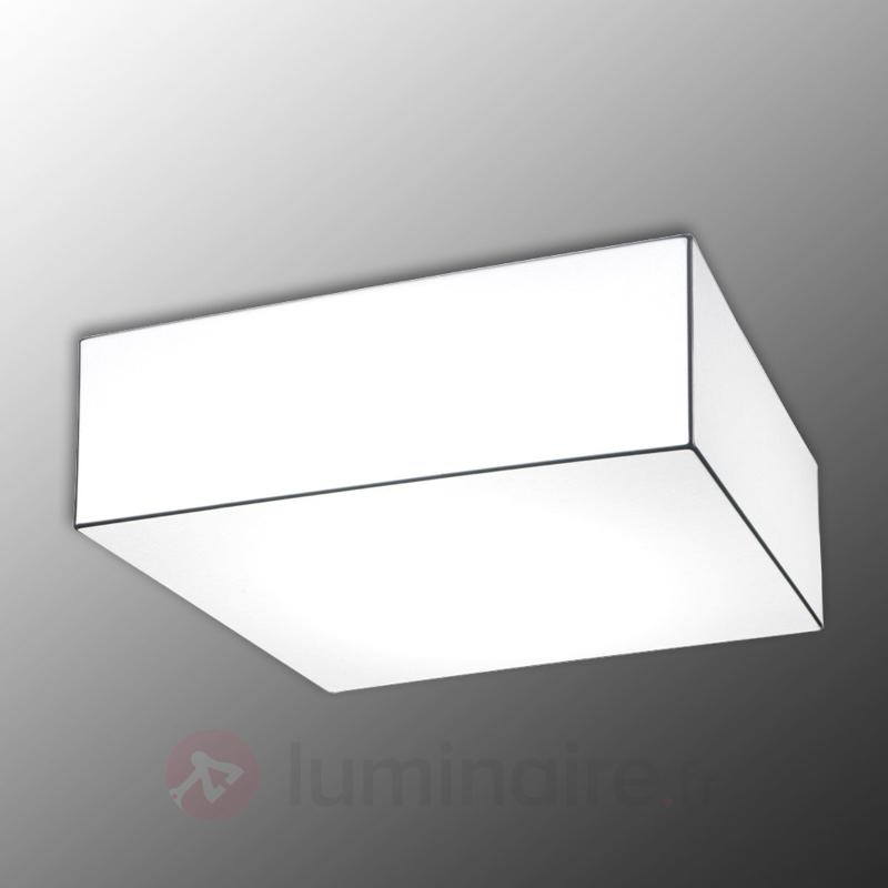 Plafonnier sublime Block E27 - Plafonniers en tissu