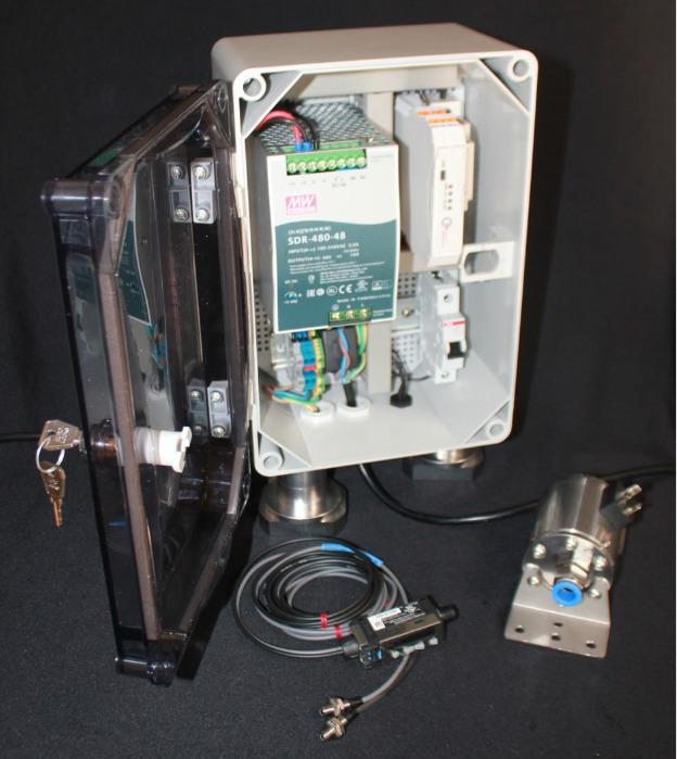 Compressed air valves -