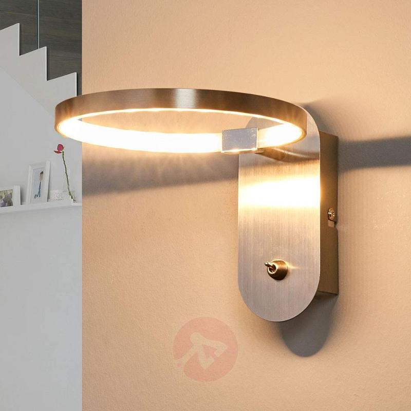 Tinka - LED wall lamp with switch - Ceiling Lights