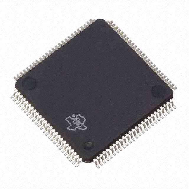 IC MCU 16BIT 256KB FLASH 100LQFP - Texas Instruments MSP430BT5190IPZR