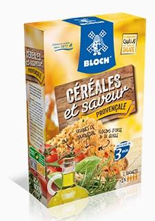 Céréales et Saveur Provençale Bloch