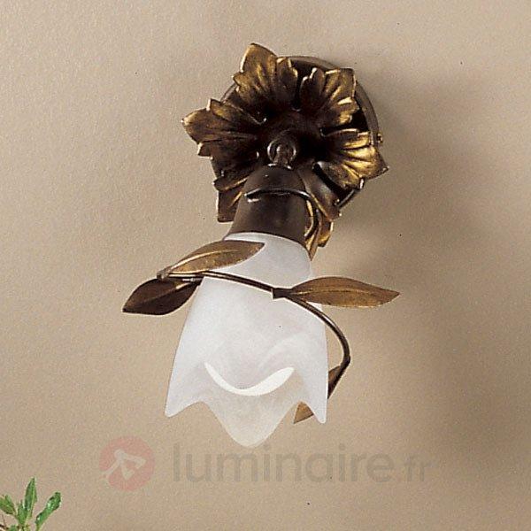 Applique CAMPANA florale - Appliques style florentin