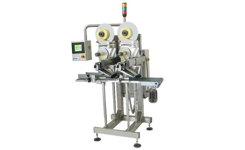 Etiketteermachine voor vlakke producten ECU - Automatische etiketteermachines