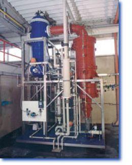 Plants Evaporation - ZUVV 140 S - Forced Circulation Evaporator