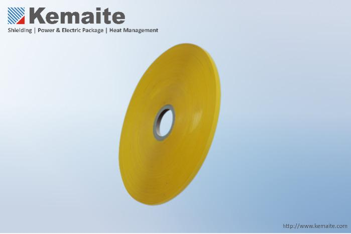 Heißes Druckband (Hot print tape) PET/PP-Folie -