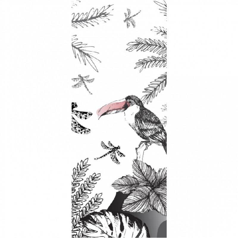 Papier Peint Adhésif Jungle - L'ATELIER DE CÉLIA