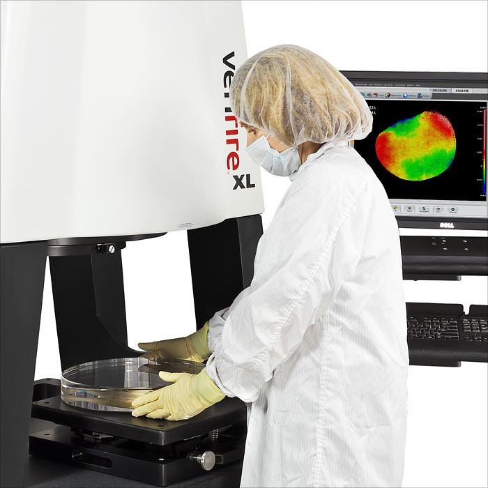 Verifire™ XL - Large-Aperture Downward-Looking Interferometer Workstation
