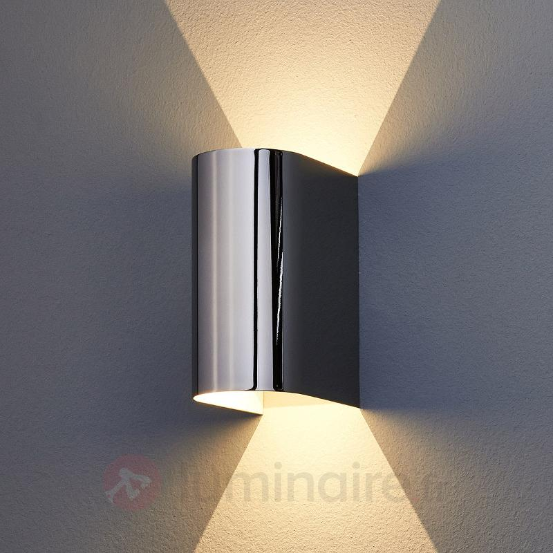 Applique LED June semi-circulaire - Appliques LED