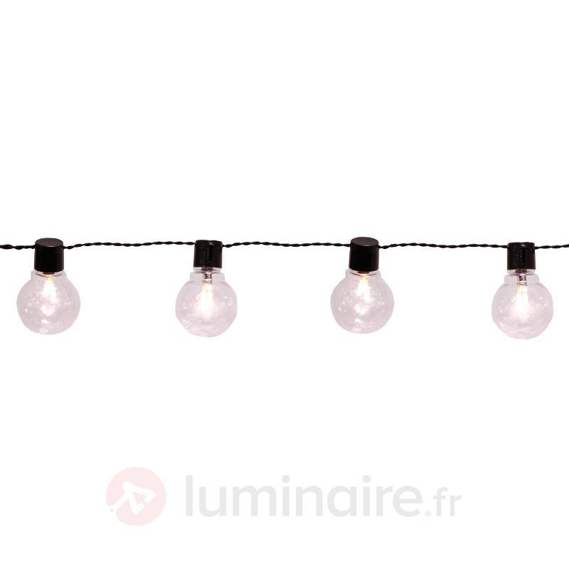 Guirlande lumineuse LED Party Lights extérieur - Guirlandes de fête d'extérieur
