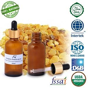 Ancient healer Frankincense oil 60 ML - Frankincense oil Frankincense essential oil