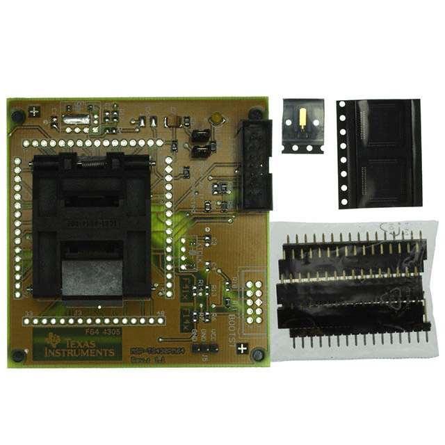 TARGET BOARD ZIF 64SKT MSP430 - Texas Instruments MSP-TS430PM64