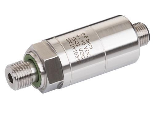 系列高精密压力变送器 - 8228 - 高精度、坚固不锈钢材质、宽温度范围、尺寸紧凑