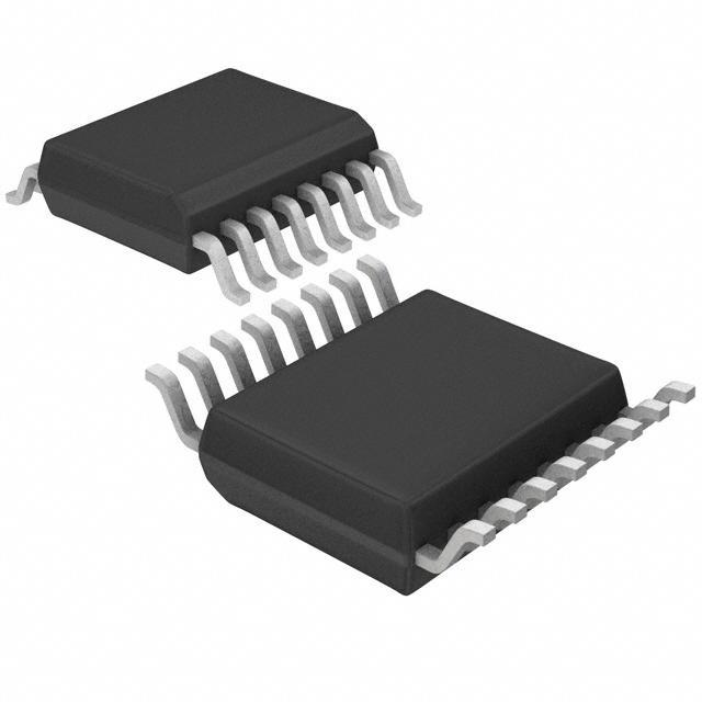 IC MOTOR DRIVER PAR 16SSOP - Toshiba Semiconductor and Storage TB6552FNG,C,8,EL