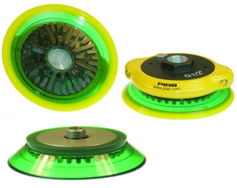 ventouses - F - Plates DURAFLEX® (75–110 mm)