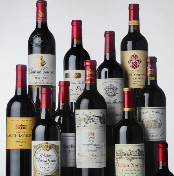 Our selection of Grands Crus -