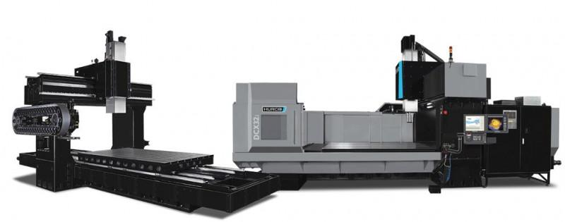 Double-Column-3-Axis-Machining-Center - DCX 32i - Premium components and expert design