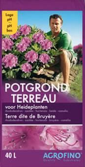 Terreau Bruyère - N article: VPTDB20AGRO